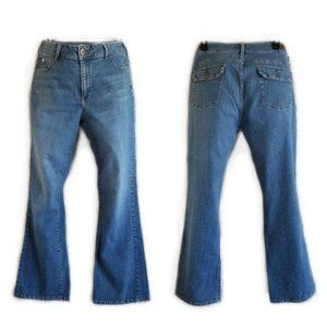 Riders by Lee bootcut jeans size 16